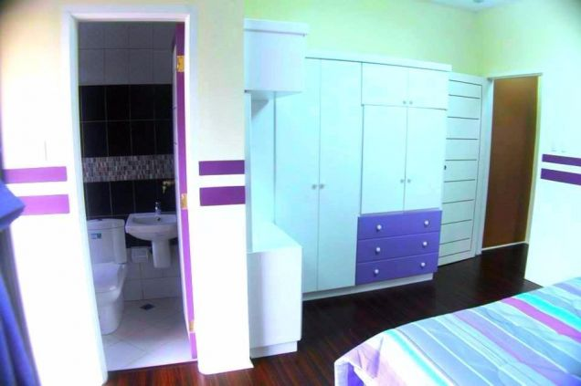 Affordable Furnished Townhouse For Rent In Angeles City - 5