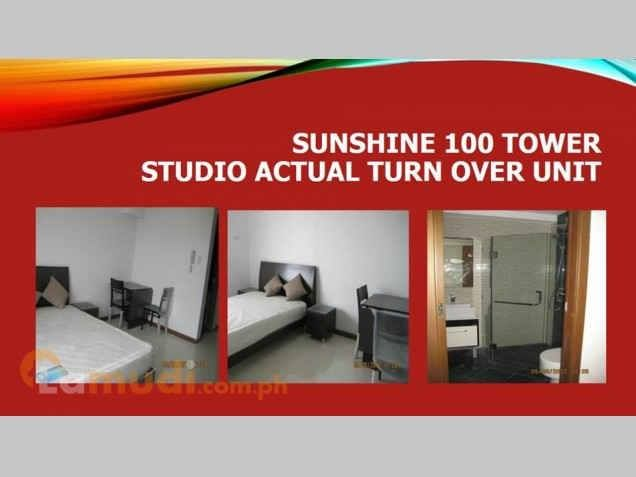 Very Affordable 2 Bedroom near at Shangrila Hotel at Mandaluyong City - 1