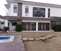 W/POOL 2-storey House & Lot for rent in Hensonville Angeles City.. - 9