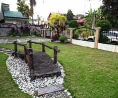 Furnished 3 Bedroom House and Lot with big yard for Rent in Angeles City - 3