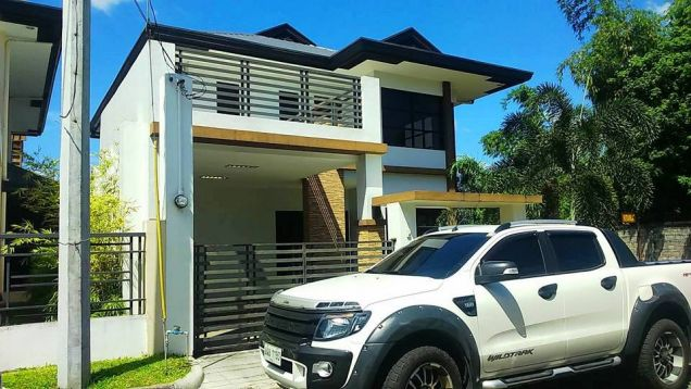 2-Storey Semi-Furnished House & Lot For RENT In Hensonville Angeles City Near Clark - 2