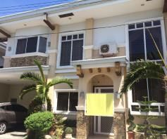 Townhouse For Rent In Angeles City Furnished - 0