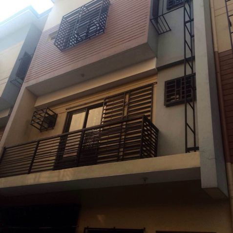 Townhouse 3BR for Rent J. Ruiz San Juan City - 0