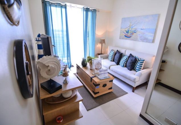 1 bedroom for sale in Zinnia towers, Quezon City near SM North EDSA and Trinoma - 4