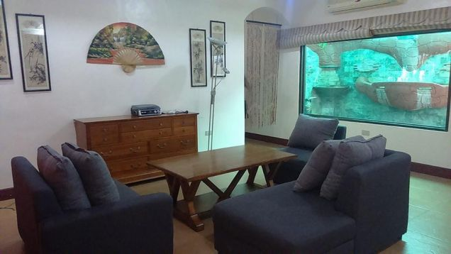 4BR with Private pool for rent in Angeles City - 65K - 6