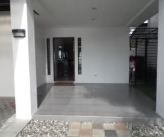 2 Storey House and Lot with Swimming Pool for Rent in Friendship Angeles City - 1