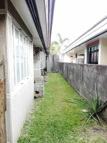 4BR Bungalow house and lot for rent in Friendship - 35K - 8