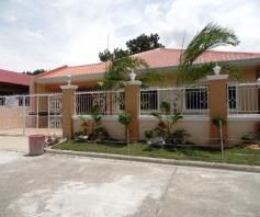 Spacious Bungalow House in Friendship for rent - P35K - 0