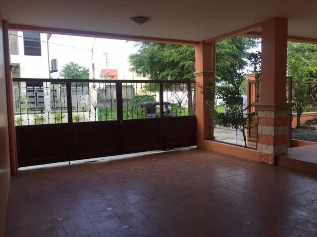 4 Bedroom house and Lot for Rent Near Marquee Mall - 3