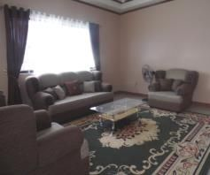 3br for rent in Angeles City located in gated subdivision - 50K - 0