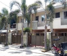 Three Bedroom Townhouse In Angeles city For Rent - 0