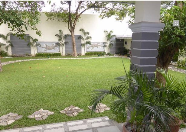 1 Storey House with Nice Landscaped yard for rent - 45K - 7