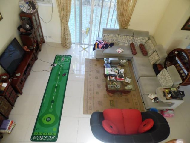 House and Lot for Rent with Spacious Living area in Friendship at 55K - 4