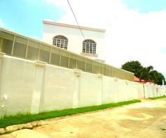 Huge White House With Pool For Rent In Angeles City - 0