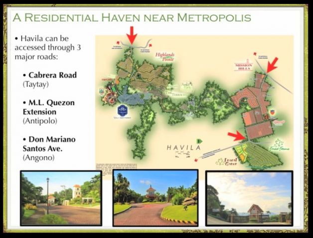 Re-Sale Residential lot in Taytay Havila Filinvest - 7