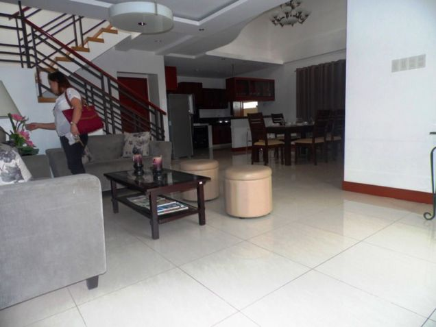 Two-Storey Furnished 3 Bedroom House & Lot For Rent In Hensonville Angeles City... - 6