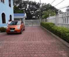 3 Bedroom House and lot near Clark for rent - 45K - 5