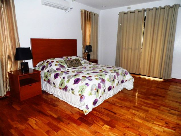 Two-Storey Furnished 3 Bedroom House & Lot For Rent In Hensonville Angeles City... - 5