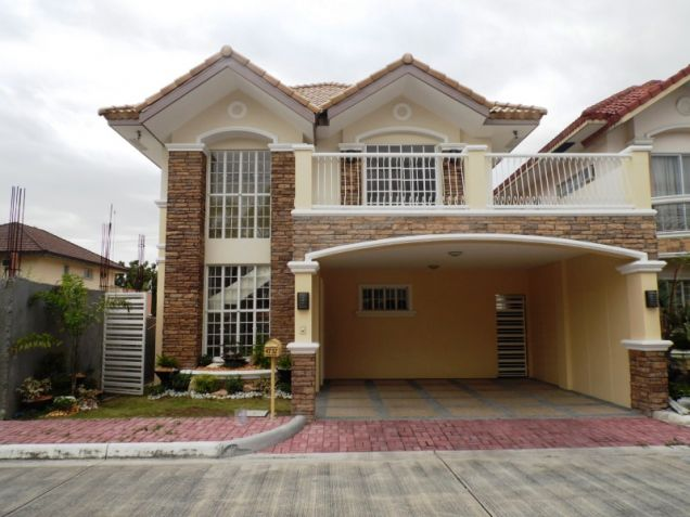 Two-Storey House and Lot for Rent in Telebastagan, San Fernando Pampanga - 0