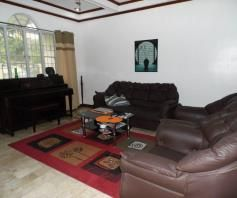 Furnished Bungalow House For Rent In Angeles City - 4