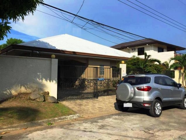 Bungalow House and Lot for Rent in Hensonville, Angeles City - 0
