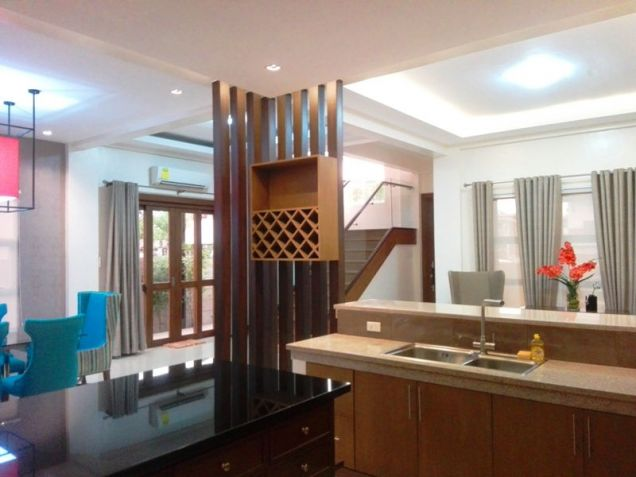 5 Bedroom Fullyfurnished Brand New House & Lot For RENT in Angeles City Near Clark - 8