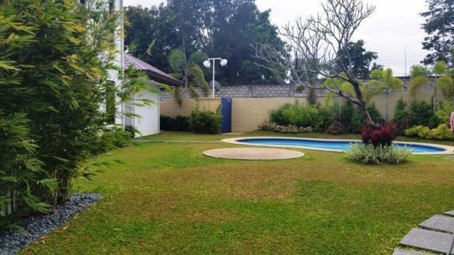 120K Fully furnished with pool for rent in Hensonville - 2