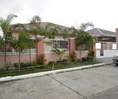 Bungalow House and Lot for RENT or SALE in Friendship Angeles City - 0