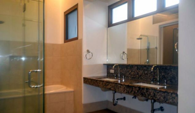4 Bedroom Stylish House for Rent in Urdaneta Village, Makati City(All Direct Listings) - 3