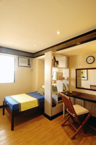 hampstead gardens manila 2 bedroom condo for sale in manila city - 1
