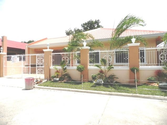 Bungalow House for rent in Angeles City - Near Clark - 0