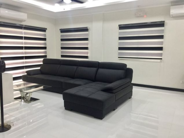 Fully Furnished Top of the line Modern House in Angeles City for Rent - 0