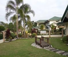 w/Huge yard House & Lot for RENT in Friendship Angeles City - 4