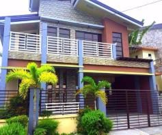 For Rent Four Bedroom Unfurnished House In Angeles City - 0