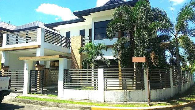 3 Bedroom Semi Furnished House for rent in Hensonville - 50K - 4