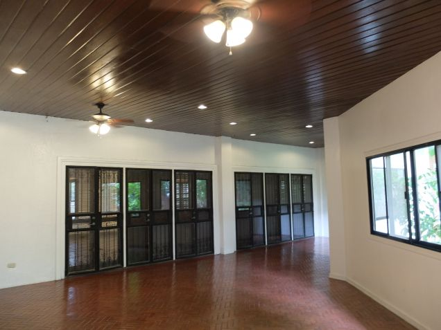 Alabang Hills house for rent near San Beda College, walking distance. - 9
