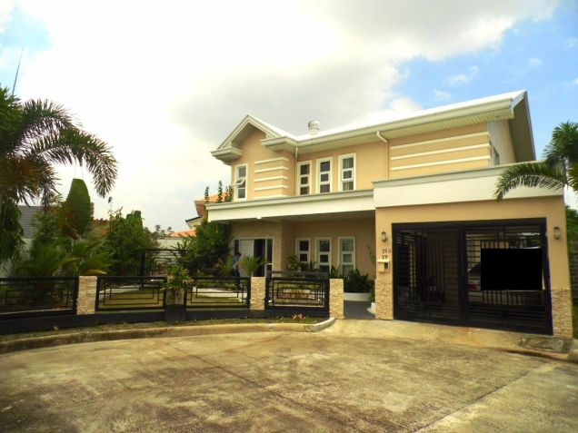 Four Bedroom Fully Furnished House and Lot For Rent in Amsic - 1