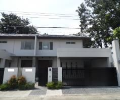 Modern House and lot for rent in Friendship - P45K - 9