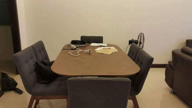 Furnished 1 bedroom in The Address in Wack Wack - 8