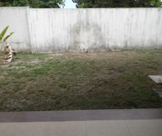 House and lot for rent with 4 Bedroom for rent - 45K - 8