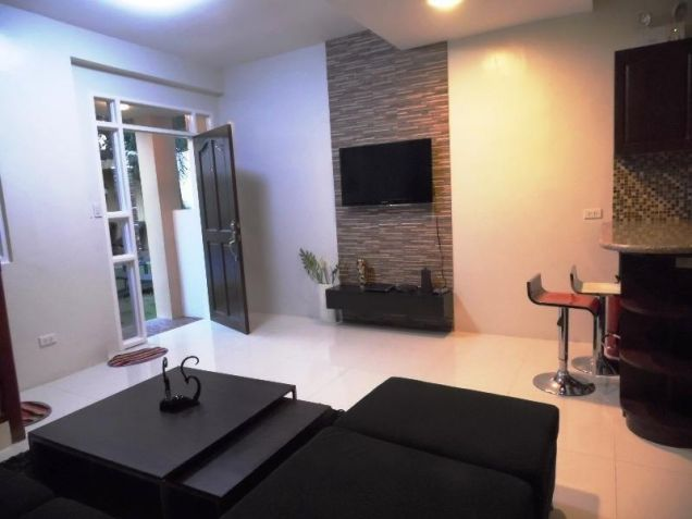Two Storey Townhouse for rent with 2 bedrooms in Angeles - 1