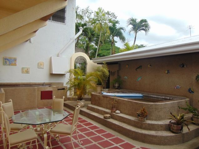 House and Lot for Rent in Talamban, Cebu City, 5 Bedrooms - 6