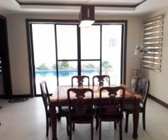 Cozy House and lot with Swimming pool for rent - 70K - 8