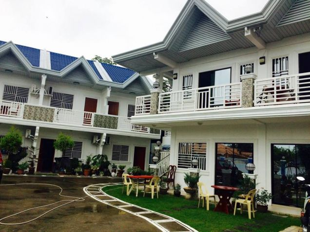 2 Bedroom furnished apartment is located in Malabanias, Angeles City, Pampanga. - 0
