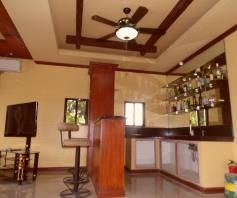 Fully Furnished 4 Bedrooms House for Rent Located at Angeles Sport Club - 0