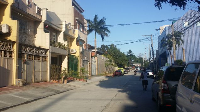 House for Rent in Scout Area, Quezon City, 350 sqm. Floor Area - 4