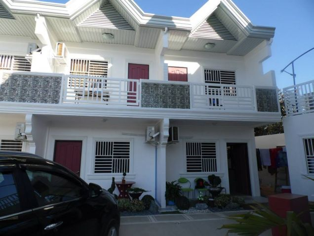 Furnished Two Bedroom Apartment For Rent In Angeles City - 0