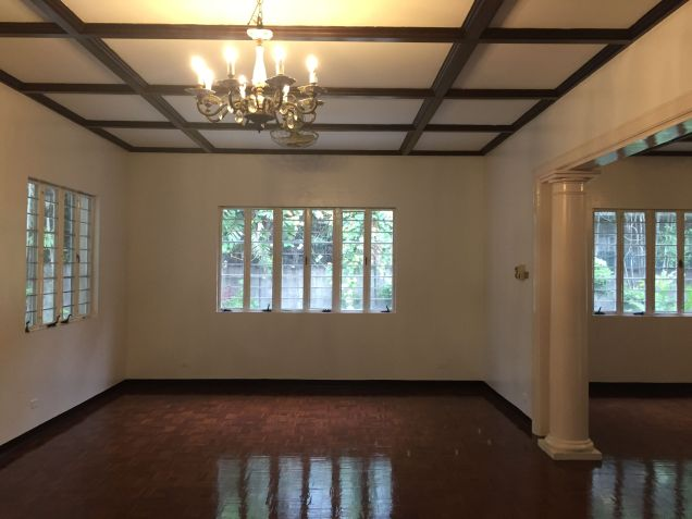 House for Rent in Dasmarinas Village, Makati City - 0