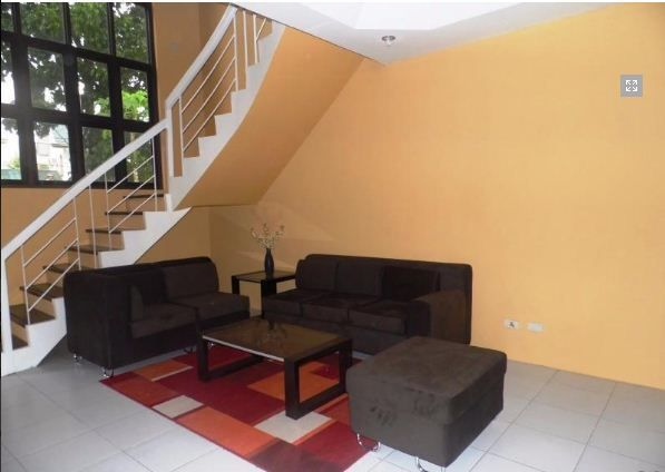 Town House with 4 Bedrooms inside a Secured Subdivision for rent @ 35k - 3