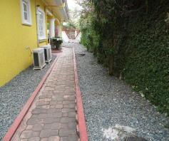 W/Pool & Huge Garden House & Lot For RENT In Dau Mabalacat,Pampanga - 2